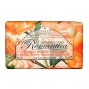 "Мыло ""NESTI DANTE ROMANTICA Noble Cherry Blossom & Basil  Вишневый Цвет и Базилик"" 250мл"
