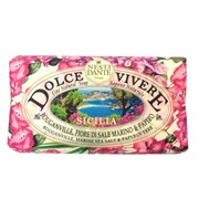 """Мыло """"NESTI DANTE DOLCE VIVERE Sicilia  Сицилия (освежающее и расслаблчющее)"""" 250мл"""