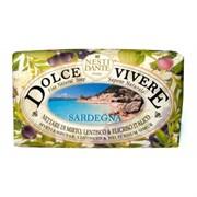 """Мыло """"NESTI DANTE DOLCE VIVERE Sardinia  Сардиния (освежающее и очищающее)"""" 250мл"""