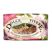 """Мыло """"NESTI DANTE DOLCE VIVERE Portofino  Портофино (освежающее и увлажняющее)"""" 250мл"""