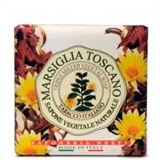 """Мыло """"NESTI DANTE MARSIGLIA TOSCANO Tabacco Italiano  Тобако Итальяно (очищение и успокоение)"""" 200мл"""