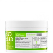 "Маска ""Tigi Bed Head Urban Anti+dotes Re-Energize Treatment Mask"" 200мл для нормальных волос"