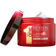 "Супер-маска ""Uniq One Super 10 Hair mask"" 300мл для волос 10 в 1"