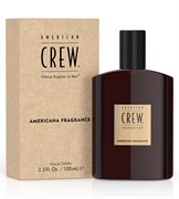 American Crew Americana Fragrance - Туалетная вода для мужчин 100мл