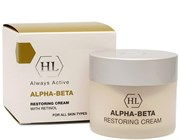 "Крем ""Holy Land Alpha-Beta & Retinol Restoring Cream"" восстанавливающий 50мл"