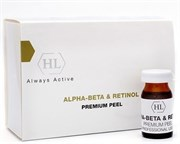 Holy Land Alpha-Beta & Retinol Premium Peel 6x7ml