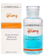 Christina Forever Young Dual Action Make Up Remover - Средство для снятия макияжа 100мл