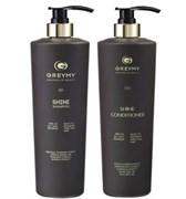 Greymy Shine Shampoo + Greymy Shine Conditioner - Набор Шампунь для блеска + Кондиционер для блеска 2*800 мл
