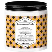 Davines The Renaissance Circle Masque - Маска экстрим восстановление для безнадежных волос 750мл