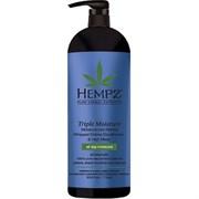Hempz Triple Moisture Replenishing Conditioner - Кондиционер Тройное увлажнение 1000мл