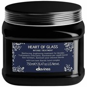 Davines Heart of Glass Intense Treatment - Интенсивный уход для защиты и сияния блонд 750мл